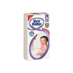 Evy Baby Bez 4 Numara 54'lü