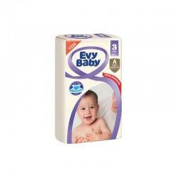 Evy Baby Bez 3 Numara 60'lı