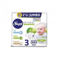 Sleepy Jumbo Bez 3 Numara 68'li