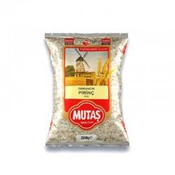 Mutaş Osmancık Pirinç 2.5 Kg