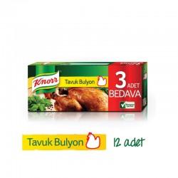 Knorr Tavuk Bulyon 12'li