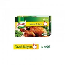 Knorr Tavuk Bulyon 6'lı