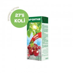 Aroma Vişne Meyve Suyu 27'li