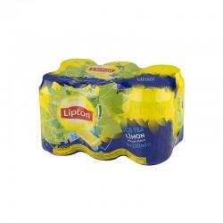 Lipton İce Tea Limon 330ml 6'lı