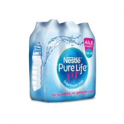 Nestle Su 1.5 Litre 6'lı